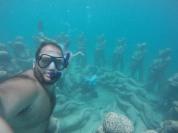 Selfie submarí 1