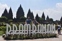 Prambanan, el temple principal