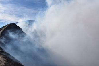 El volcà Bromo