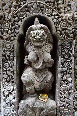 Estàtua del Ubud Palace