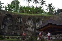 Tombes reials a Gunung Kawi