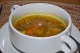 Sopa de pollastre