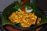 Curry de pollastre