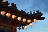 Detall Thean Hou Temple