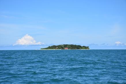 Selingaan island