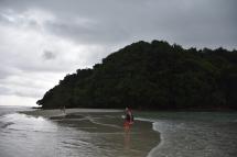 Descobrint platges abans que ens enganxi la pluja