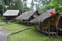 Cabanes individuals a Tampat do Aman
