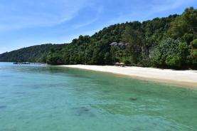 Manukan, la segona illa
