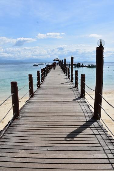El port de Manukan