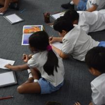 2 - Dibuixar els elements