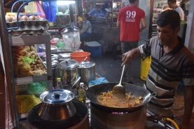 Parades de menjar durant la nit