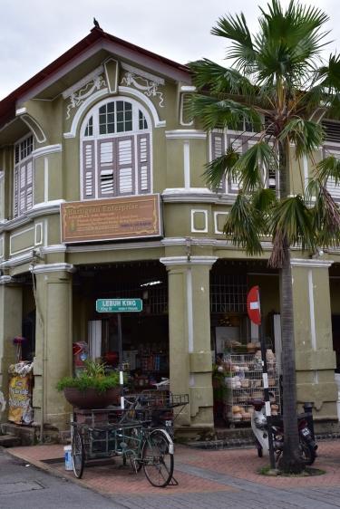 Carrer del centre històric