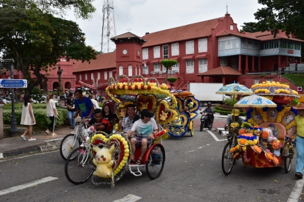 La Melaka turística