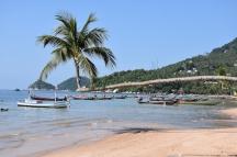 La platja principal