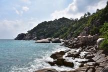 Vistes de l'illa i de les seves famoses formacions rocoses