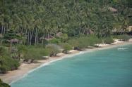 Una platja increïble, oi?
