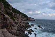 Vistes de l'illa des del mirador