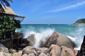 Mango Bay, prohibit banyar-se amb aquestes onades!