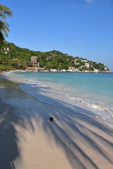 El color turquesa és increïble a Haad Tien Beach