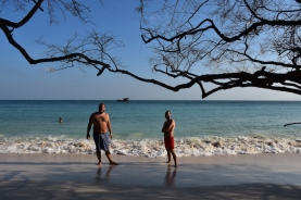 Haad Tien Beach ens ha encantat