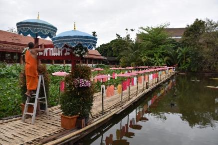 Un altre temple a Chiang Mai