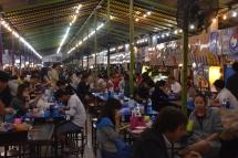Parades de menjar del mercat