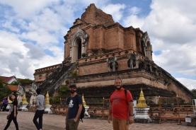 Les runes de Chedi Luang