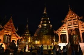 Els temples són bonics de dia i de nit
