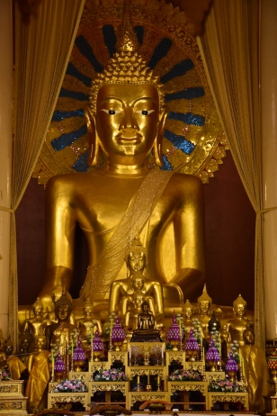 Aquesta imatge és la més repetida a cada temple