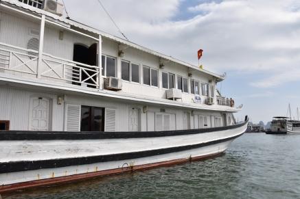El nostre vaixell, Seasun Cruise