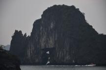 Halong Bay, detall d'una illa