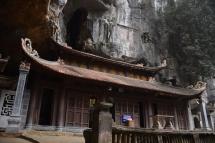 El temple de Bich Dong