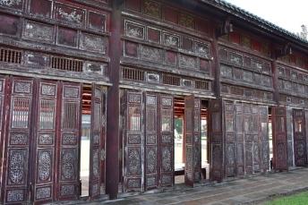 Detall d'unes portes de la Citadel