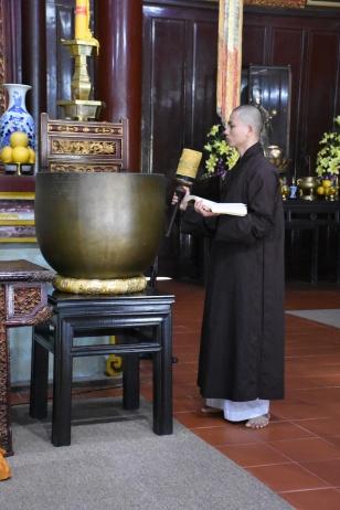 Un monjo de Thien Mu