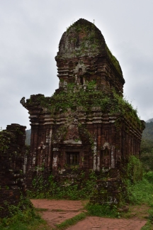Un dels 70 temples de My Son