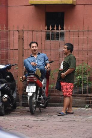 La moto, una extensió del vietnamita