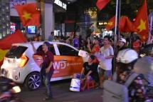 Bogeria absoluta pels carrers de Ho Chi Minh