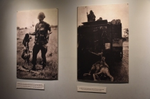 Imatges crues i molt dures de la Guerra de Vietnam