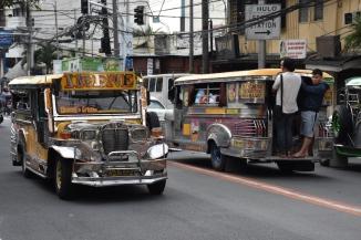 Els famosos jeepneys
