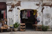 Una botiga típica del centre de Vigan