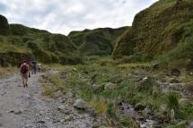 Caminant cap al cràter