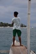 Arribant a Malapascua
