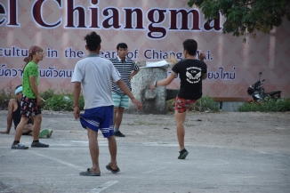 El joc preferit dels joves tailandesos