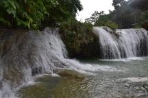 Les cascades que vam trobar per Bohol