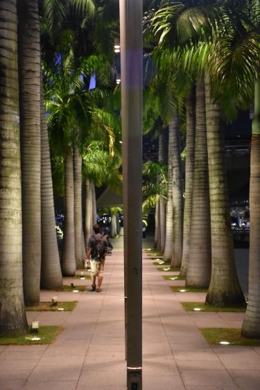 Caminant per Marina Bay