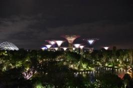 Un lloc màgic durant la nit