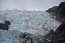 Detall del glaciar de Franz Josef