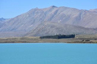 El llac Tekapo