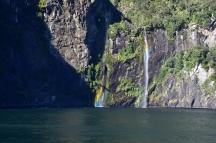Cascades amb l'arc iris!