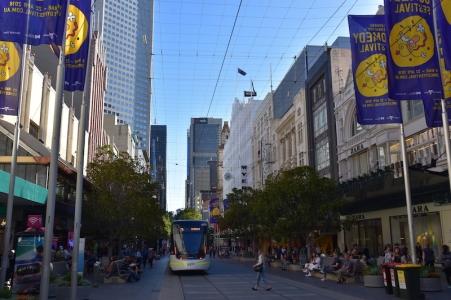 Un tramvia de Melbourne